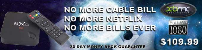 $109.99, Cancel Your CABLE BILL! Watch Every Movie & Tv Show That Exists 4 Free.