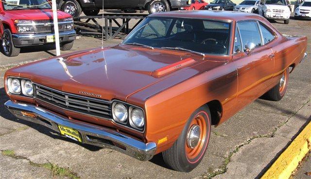 1969 Plymouth Roadrunner For Sale In Salem Oregon