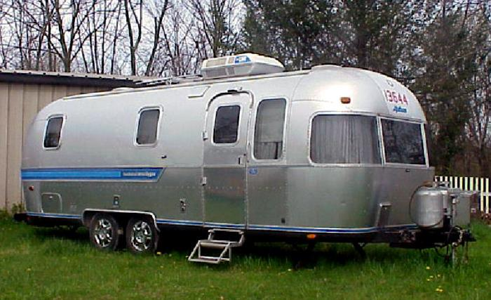 %^% 1985 Airstream Sovereign %^%