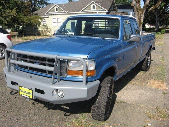 1993 Ford F 250 For Sale In Salem Oregon Classified