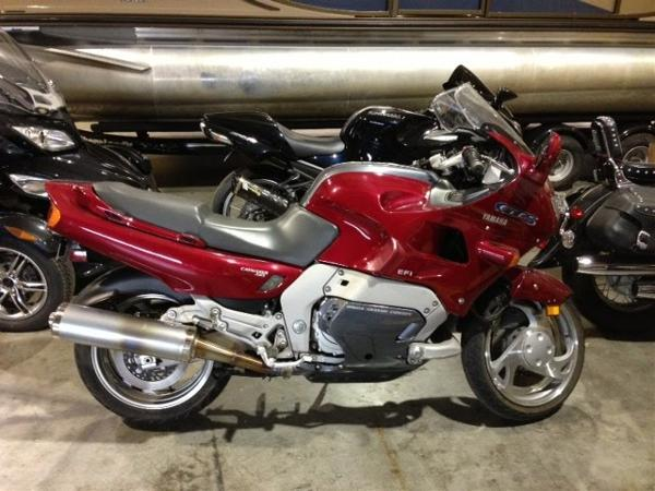 1993 Yamaha Gts1000 For Sale In Louisville Kentucky