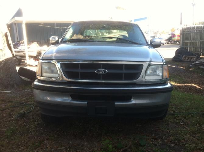 1998 ford f150 extended cab for sale in panama city. Black Bedroom Furniture Sets. Home Design Ideas