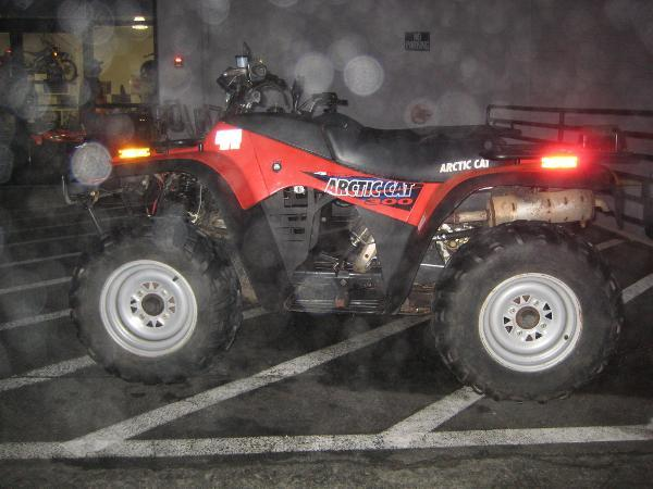 2000 arctic cat 300 4x4 for sale in seattle washington classified. Black Bedroom Furniture Sets. Home Design Ideas