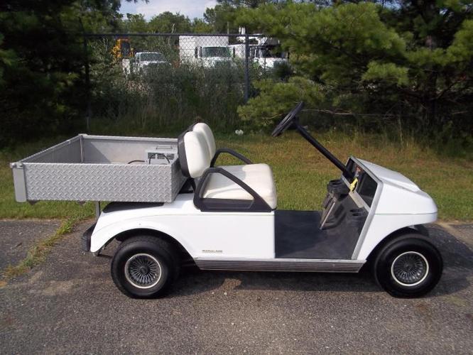2000 Club Car DS ELECTRIC Golf Cart