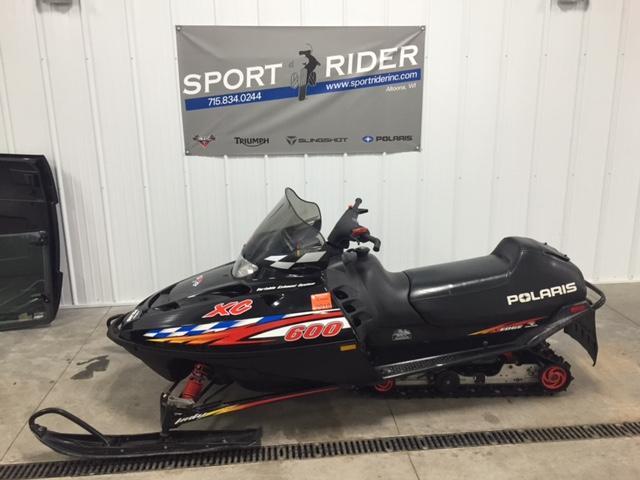 2001 Polaris Indy 600 XC SP Casual Work