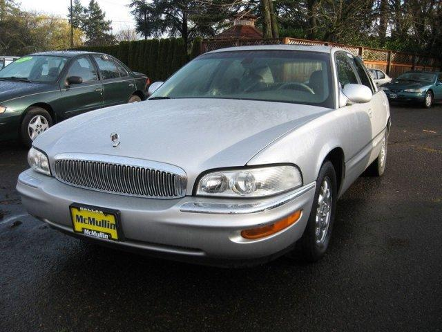 2002 Buick Park Avenue For Sale In Salem Oregon