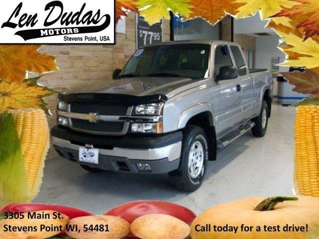 2003 chevrolet silverado 1500 for sale in wausau