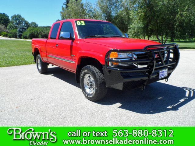 2003 GMC Sierra 2500 HD - 15988 - 66118292