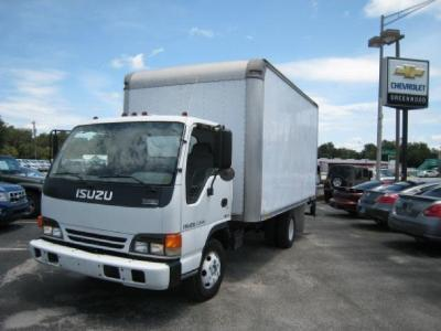 2003 isuzu npr isuzu diesel box truck for sale in lakeland. Black Bedroom Furniture Sets. Home Design Ideas