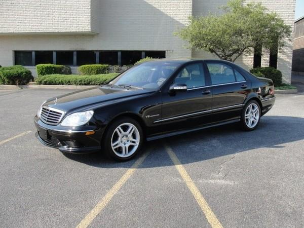 2003 mercedes benz s55 amg for sale in norfolk for Mercedes benz s55