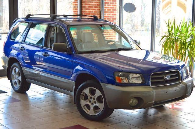 *****!!!! 2003 Subaru Forester 2.5 XS !!!!***** Clean Car
