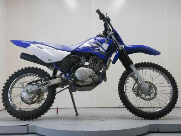 2003 yamaha tt r125le electric start for sale in for Yamaha ttr 125 top speed