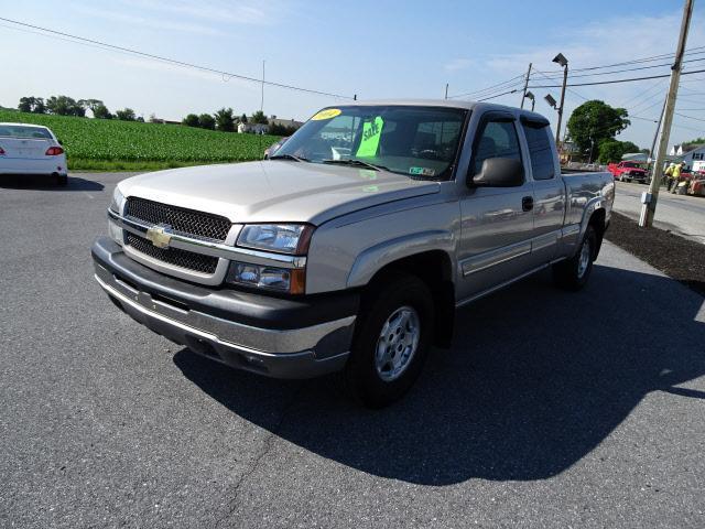 2004 Chevrolet Silverado 1500 Z71 - 13495 - 66304245