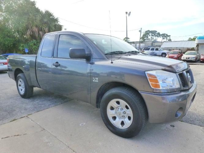 2004 nissan titan le king cab 2wd for sale in gainesville florida classified. Black Bedroom Furniture Sets. Home Design Ideas