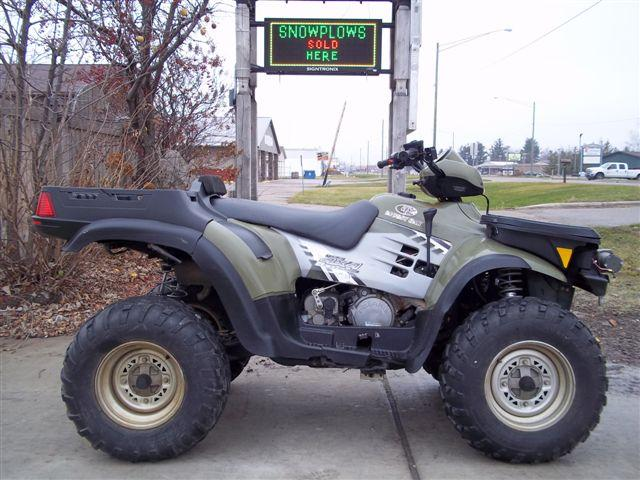 2004 Polaris SPORTSMAN ATP 500
