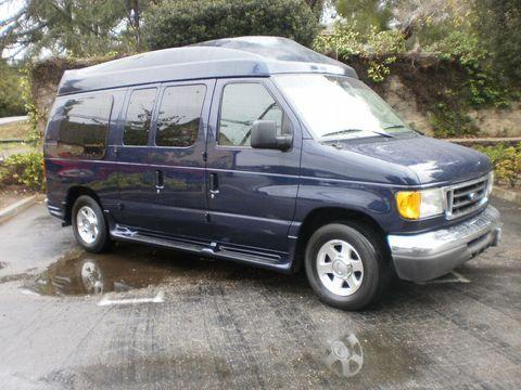2005 ford e150 conversion van 27376 for sale in ventura. Black Bedroom Furniture Sets. Home Design Ideas