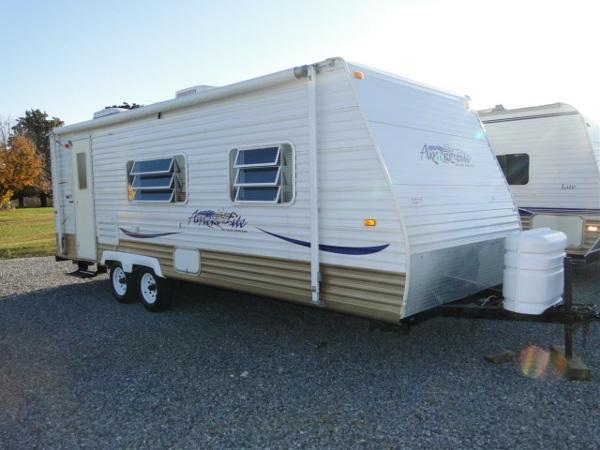 2005 Gulf Stream Ameri Lite 24qs Travel Trailers For Sale