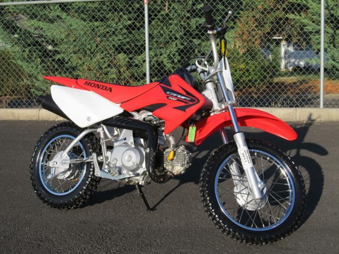 2005 honda crf70f for sale in corvallis oregon classified for Honda dealership albany oregon