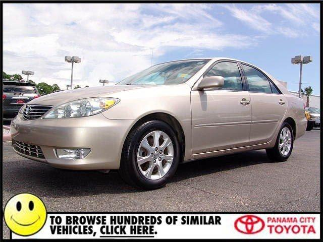 2005 toyota camry for sale in panama city florida classified. Black Bedroom Furniture Sets. Home Design Ideas