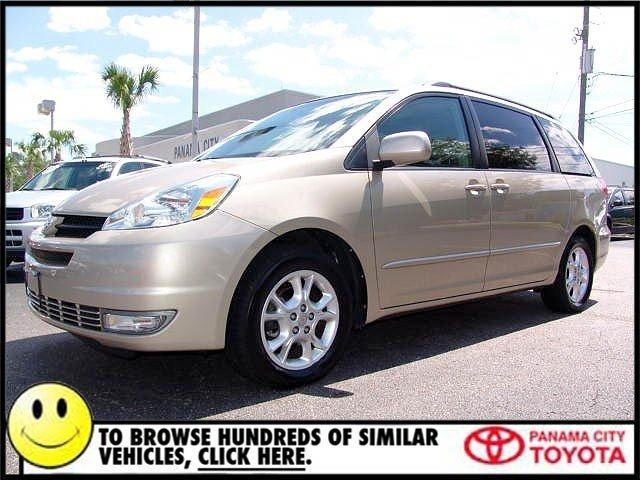 2005 toyota sienna for sale in panama city florida classified. Black Bedroom Furniture Sets. Home Design Ideas