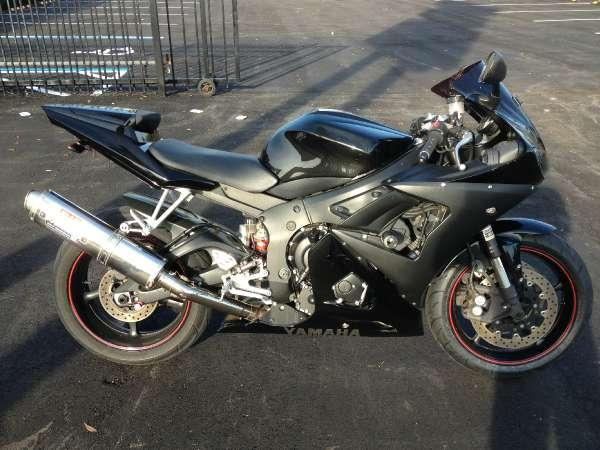 2005 yamaha yzf r6 for sale in tampa florida classified