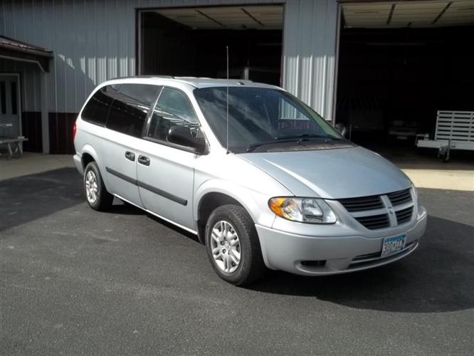 2006 dodge grand caravan se for sale in mankato minnesota classified. Cars Review. Best American Auto & Cars Review