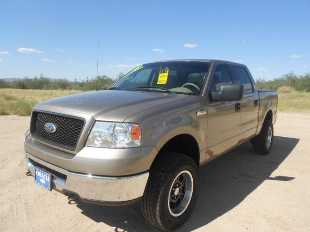 2006 ford f150 supercrew cab p4268 for sale in sierra vista arizona classified. Black Bedroom Furniture Sets. Home Design Ideas