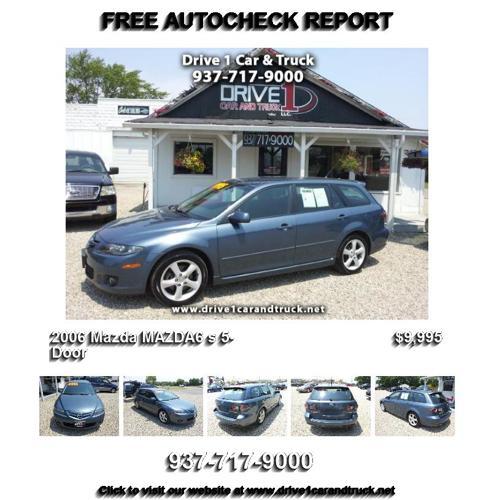 2006 Mazda MAZDA6 s 5-Door - Hurry Wont Last Long for Sale in Richmond ...