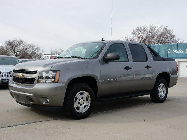 2007 chevrolet avalanche for sale in topeka kansas. Black Bedroom Furniture Sets. Home Design Ideas