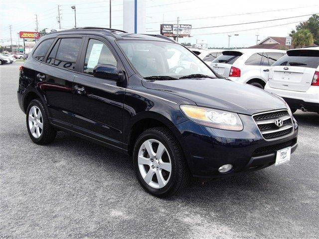 2007 hyundai santa fe limited for sale in brunswick georgia classified. Black Bedroom Furniture Sets. Home Design Ideas