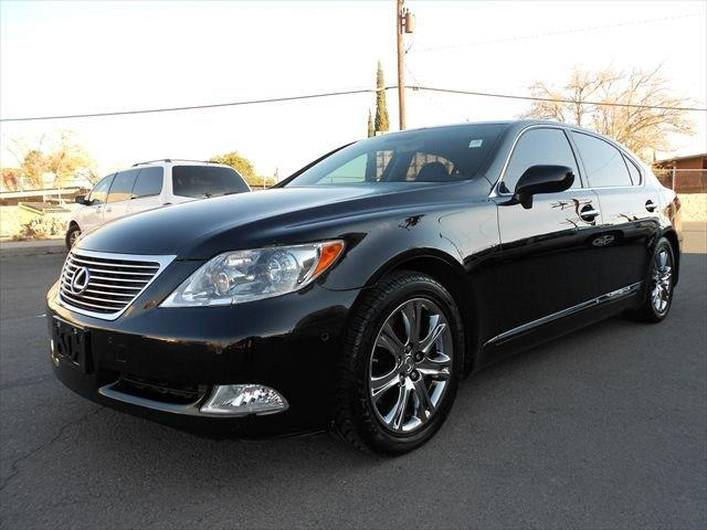 2007 lexus ls 460 for sale in albuquerque new mexico. Black Bedroom Furniture Sets. Home Design Ideas