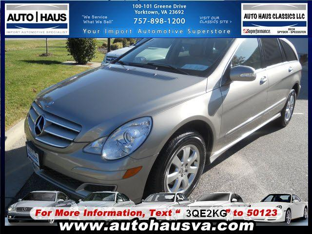 Used cars for sale in hampton va for 2007 mercedes benz r350 for sale