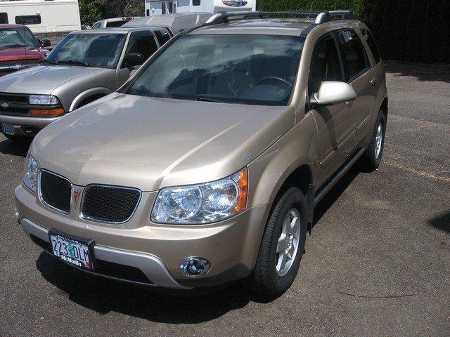 2007 Pontiac Torrent For Sale In Salem Oregon Classified