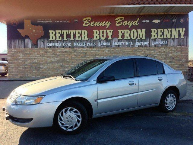 2007 saturn ion ion 2 for sale in killeen texas classified. Black Bedroom Furniture Sets. Home Design Ideas