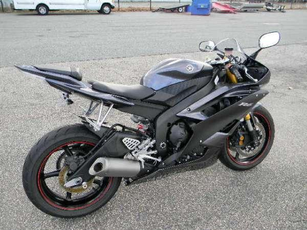2007 yamaha yzf r6 for sale in hartford connecticut for 2007 yamaha r6 for sale