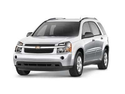 2008 Chevrolet Equinox LS - 5495 - 66967384