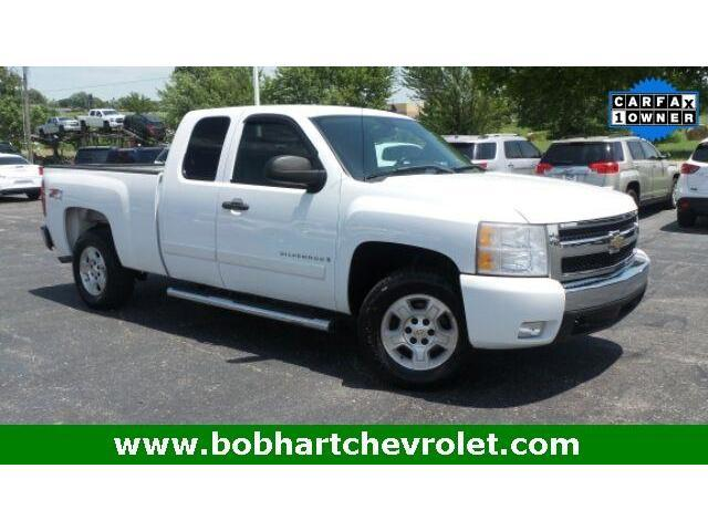 2008 Chevrolet Silverado 1500 Work Truck - 12995 - 67070198