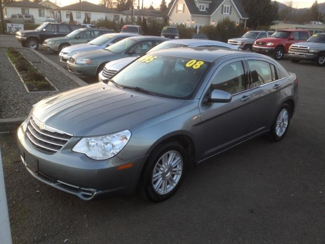 2008 chrysler sebring for sale in roseburg oregon classified. Cars Review. Best American Auto & Cars Review
