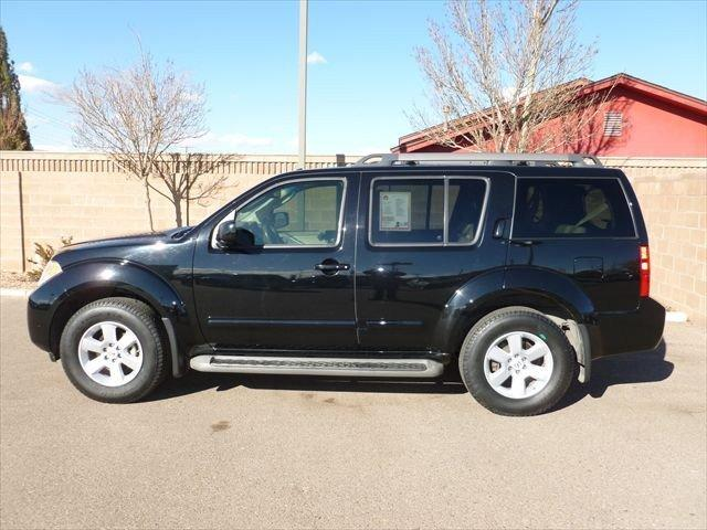 2008 Nissan Pathfinder For Sale In Albuquerque New Mexico