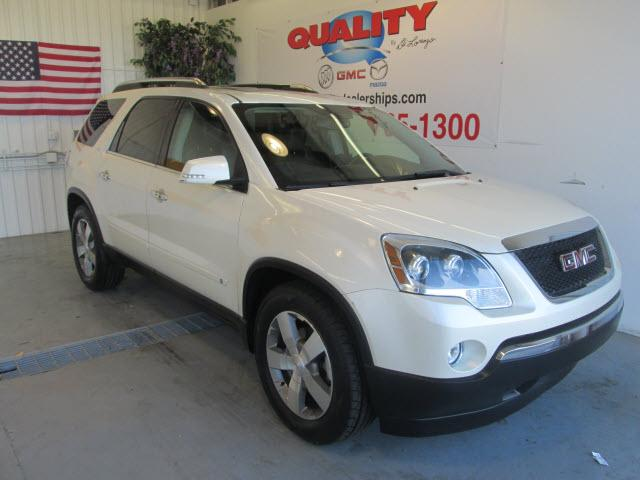 2009 gmc acadia slt 2 for sale in albuquerque new mexico classified. Black Bedroom Furniture Sets. Home Design Ideas