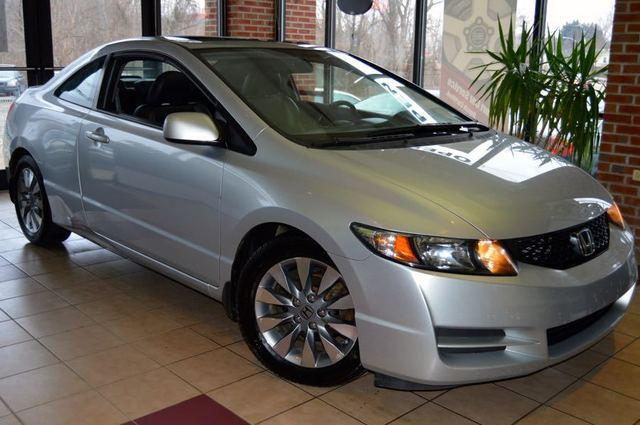 +++ !!!! 2009 Honda Civic EX-L Coupe 5-Speed AT !!! +++ Clean Car