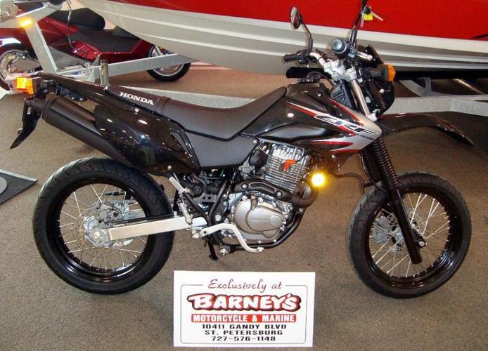 2009 honda crf230m for sale in tampa florida classified for Honda dealership st petersburg fl