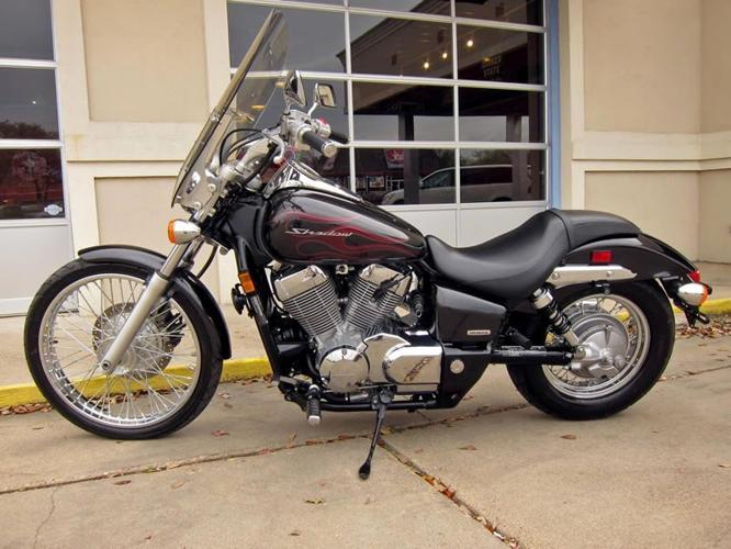 2009 honda shadow spirit 750 for sale by owner clean carfax no sales tax or dealer fees. Black Bedroom Furniture Sets. Home Design Ideas