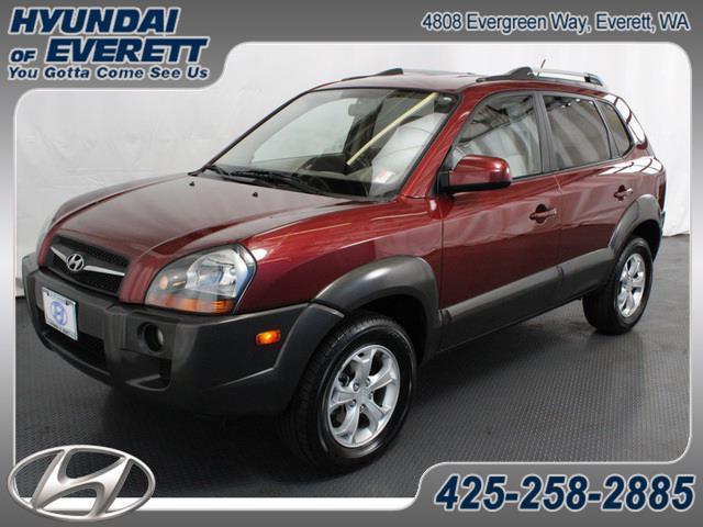 2009 Hyundai Tucson SE - 12001 - 66500096