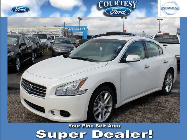 2009 nissan maxima 3 5 sv for sale in hattiesburg mississippi classified. Black Bedroom Furniture Sets. Home Design Ideas
