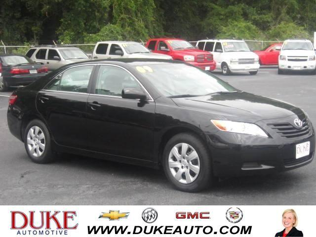2009 toyota camry le 8164 for sale in suffolk virginia. Black Bedroom Furniture Sets. Home Design Ideas