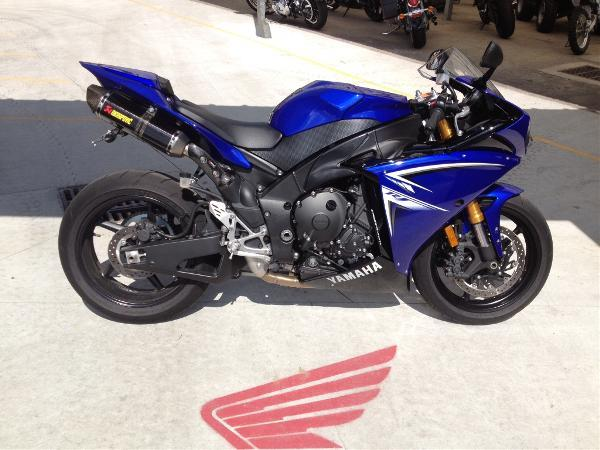 2009 yamaha yzf r1 for sale in raleigh north carolina for Yamaha of raleigh