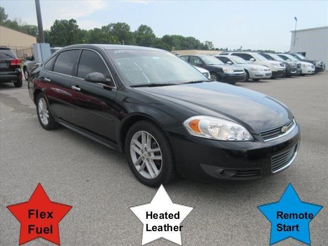 2010 Chevrolet Impala LTZ - 13350 - 66952264