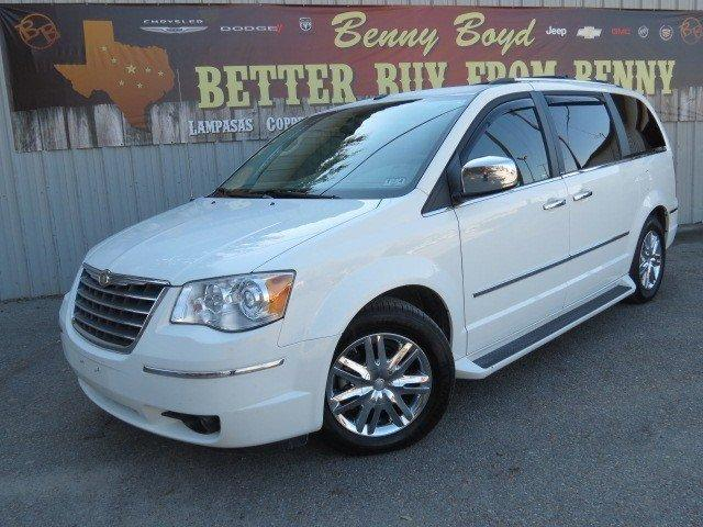 2010 chrysler town country limited for sale in killeen texas. Cars Review. Best American Auto & Cars Review