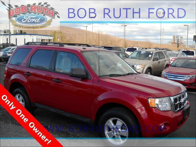 2010 ford escape xlt pv5318 red